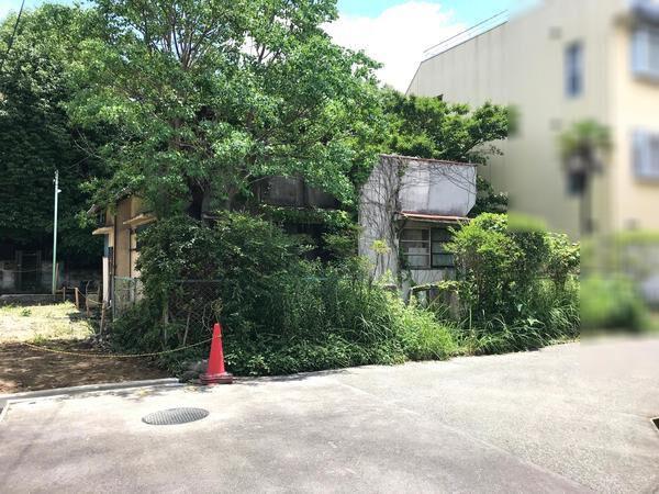 大阪府豊中市中桜塚1丁目土地