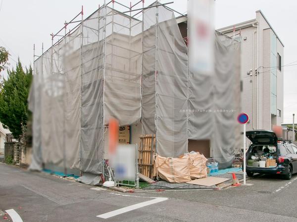 愛知県清須市鍋片 新築戸建