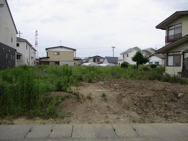 上飯田二丁目 宅地1