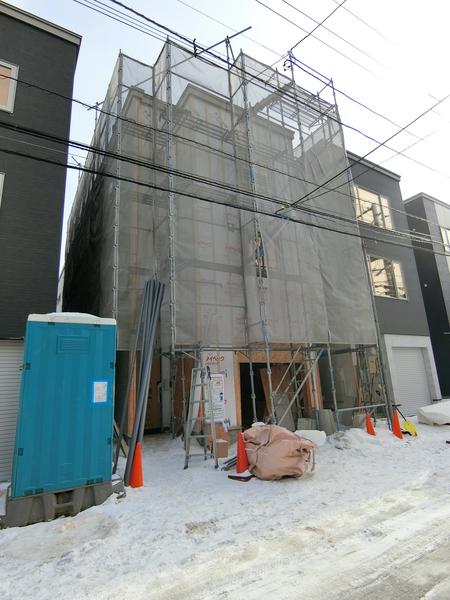北43条東16丁目新築戸建